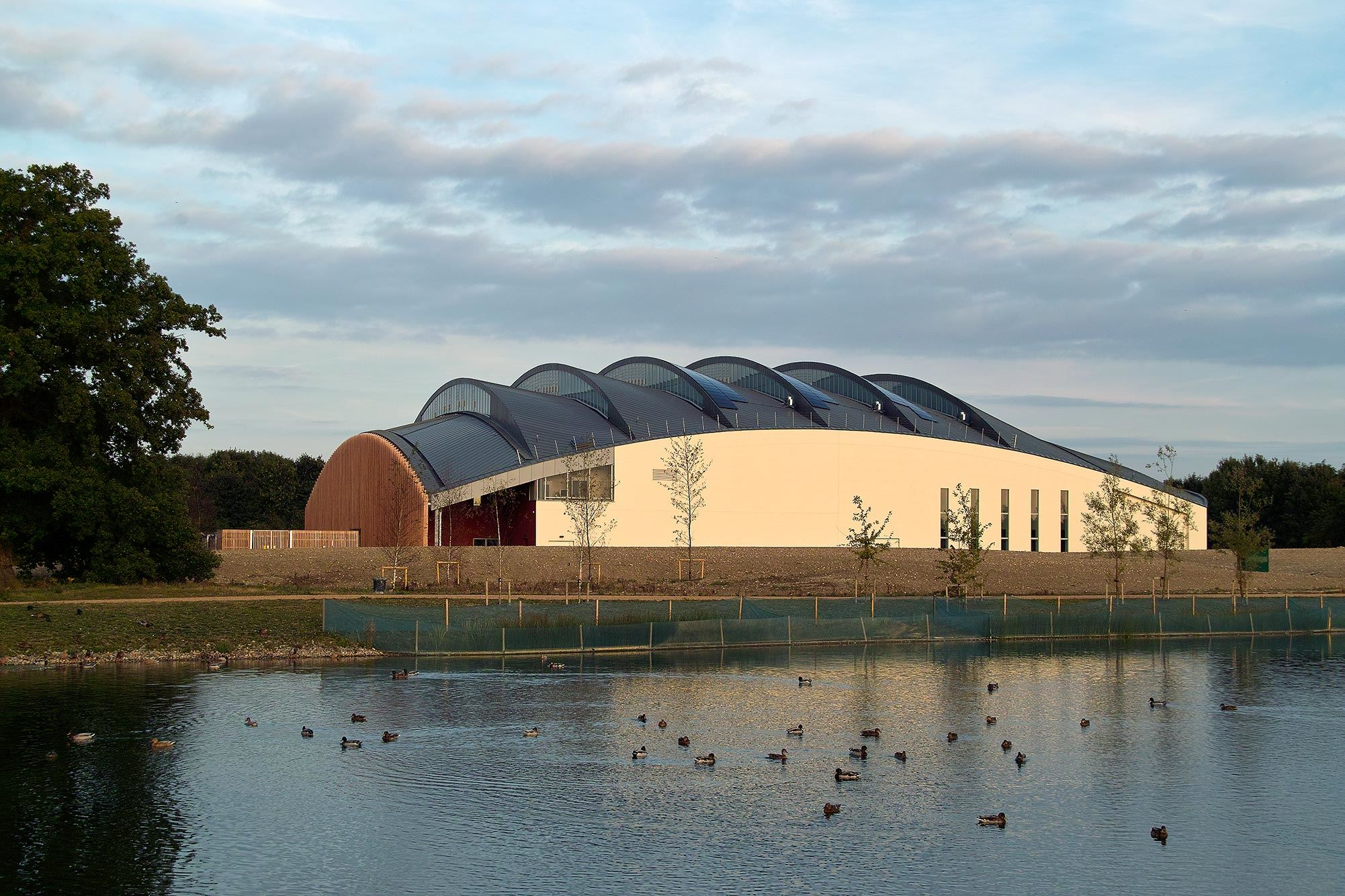 University Sports Centre, Cambridge