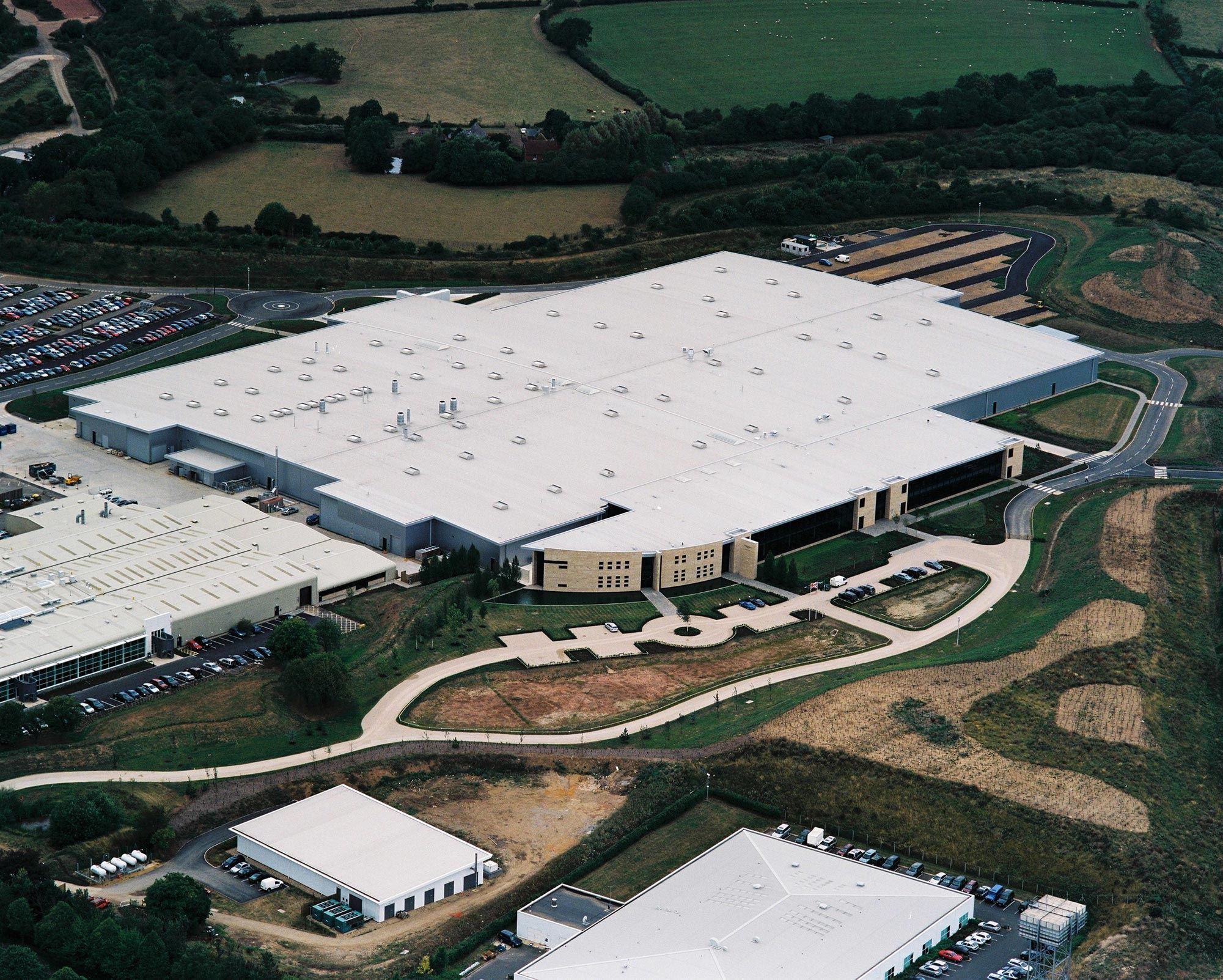 Aston Martin Lagonda Facility Sdc