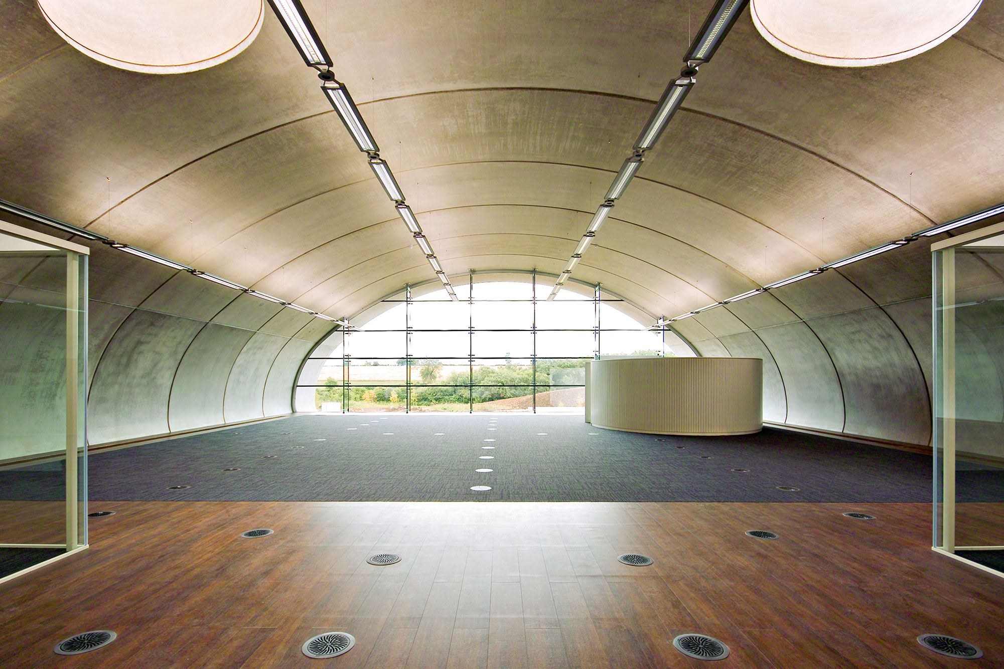 Virtual Wind Tunnel, Enstone