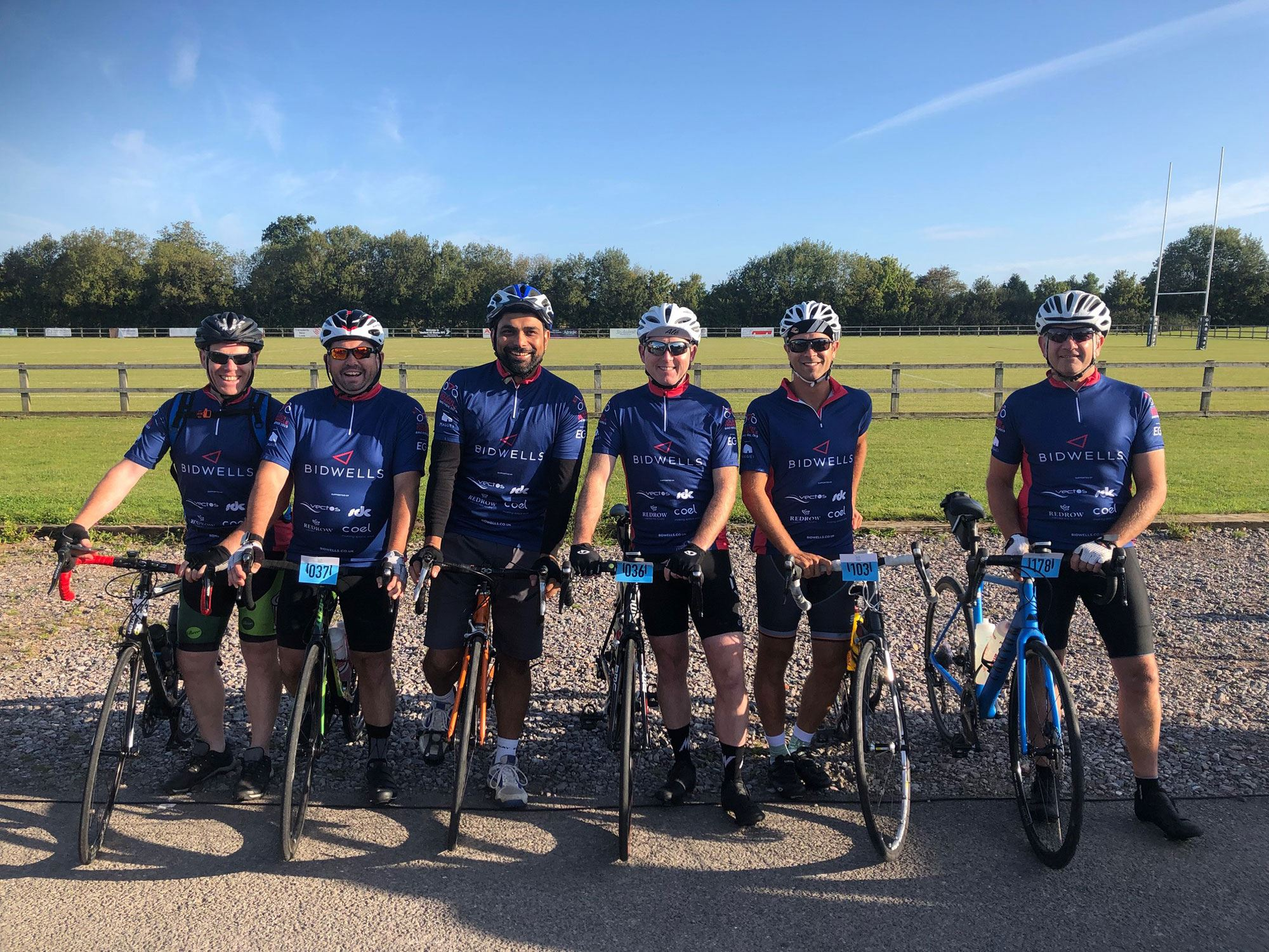 Bidwells Bike Ride 2019
